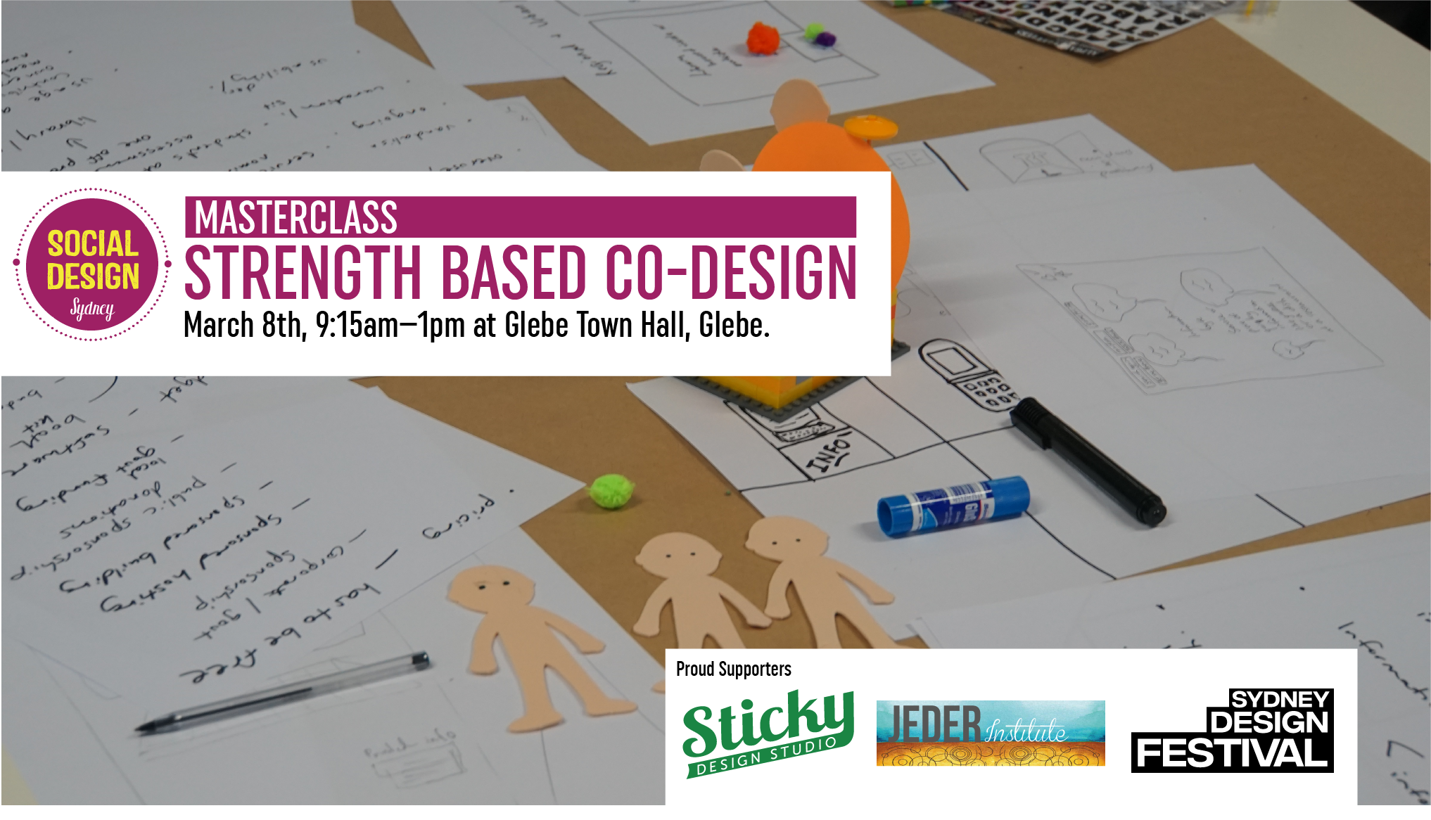 Strength Based Co-Design