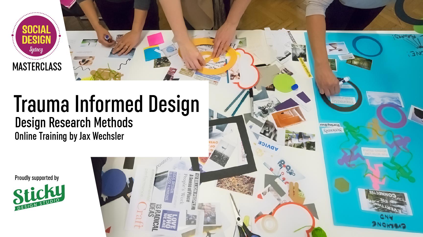 Trauma Informed Design Research Methods